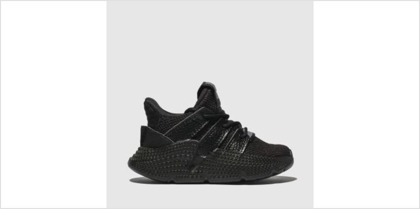 Adidas Black & White Prophere Boys Toddler from Schuh