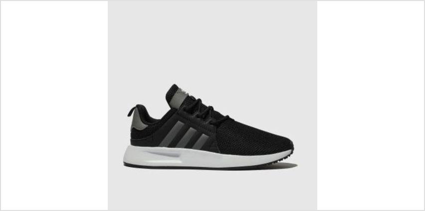 Adidas Black & Grey X_Plr Boys Junior from Schuh
