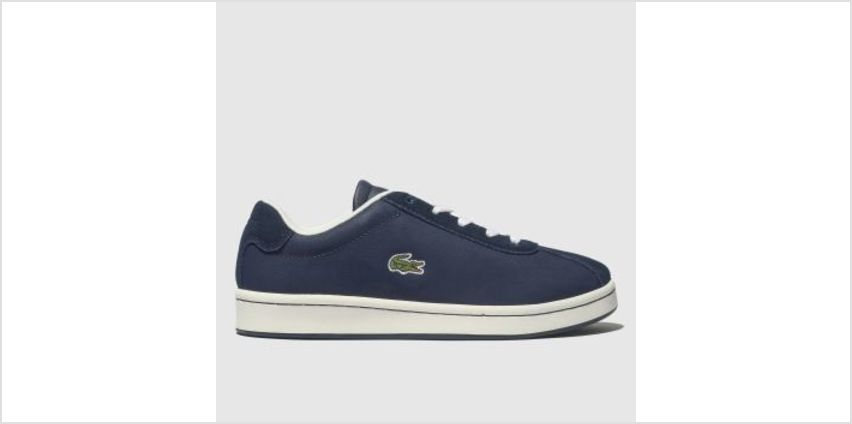 Lacoste Navy Masters Boys Junior from Schuh