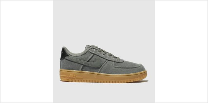 Nike Grey Air Force 1 Lv8 Style Boys Junior from Schuh