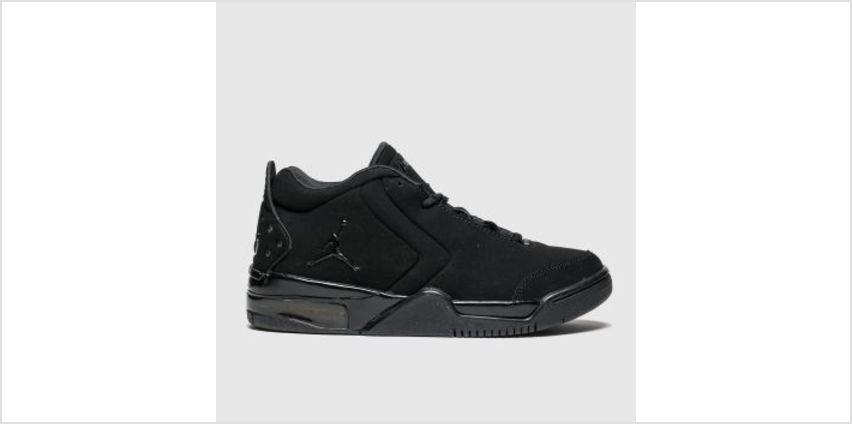 Nike Jordan Black Big Fund Boys Youth from Schuh