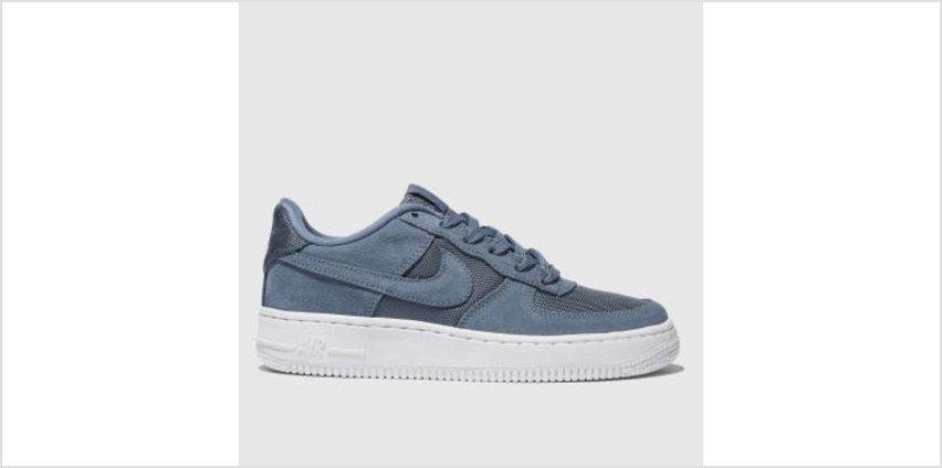 Nike Blue Air Force 1-1 Boys Youth from Schuh