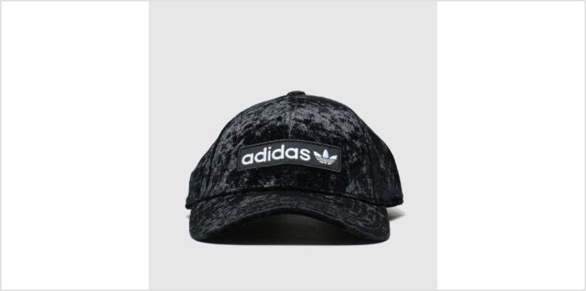 Adidas Black Baseball Cap Adults Hats from Schuh