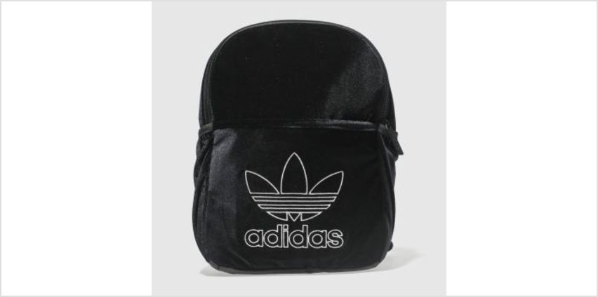 Adidas Black Fashion Backpack Bags from Schuh