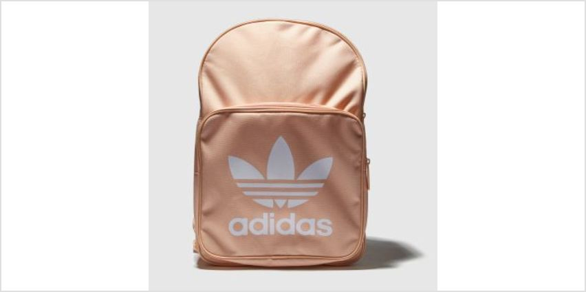 Adidas Pale Pink Classic Trefoil Bags from Schuh