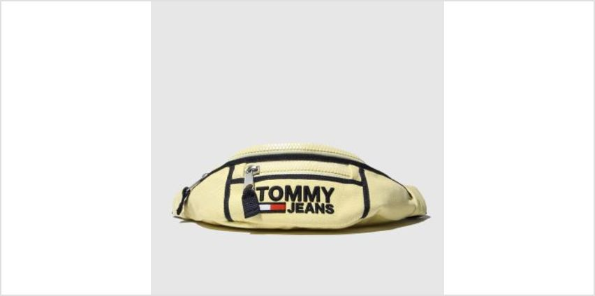 Tommy Hilfiger Yellow Tj Heritage Bumbag Bags from Schuh