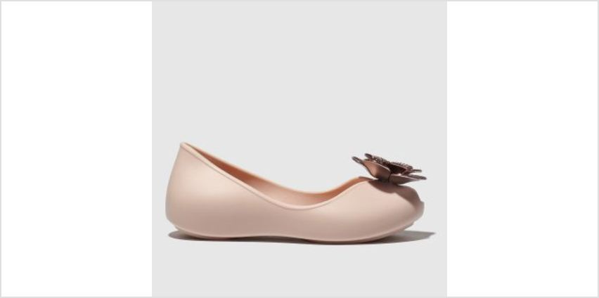 Zaxy Pale Pink Flower Pearl Girls Junior from Schuh
