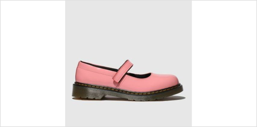Dr Martens Pink Maccy Girls Youth from Schuh