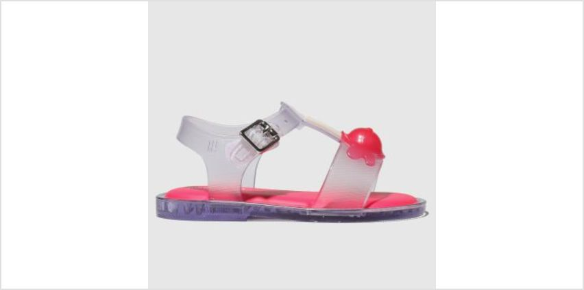 Melissa Clear Mar Lollypop Girls Toddler from Schuh