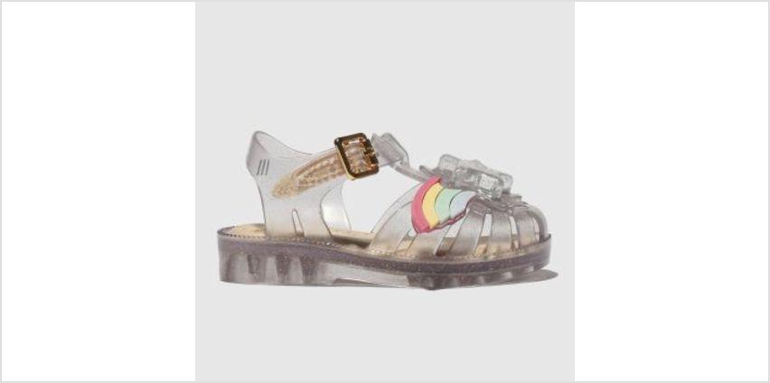 Melissa Clear Rainbow Sprite Girls Toddler from Schuh