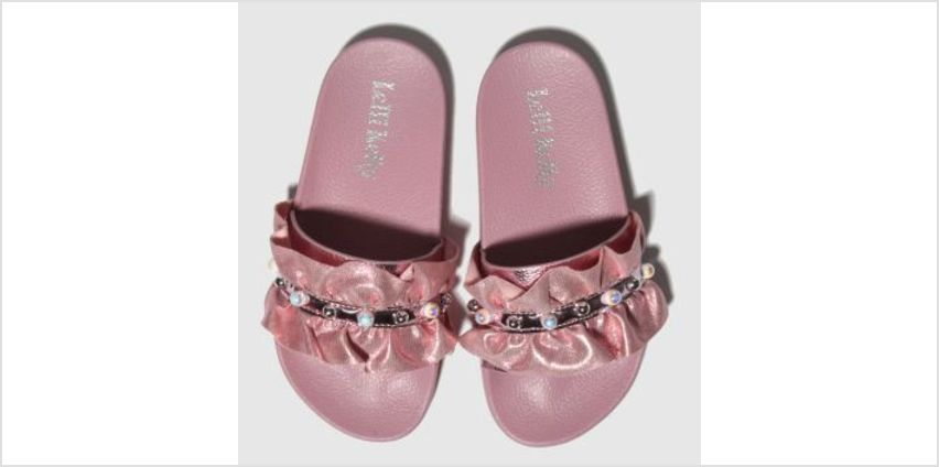 Lelli Kelly Pink Katia Girls Junior from Schuh