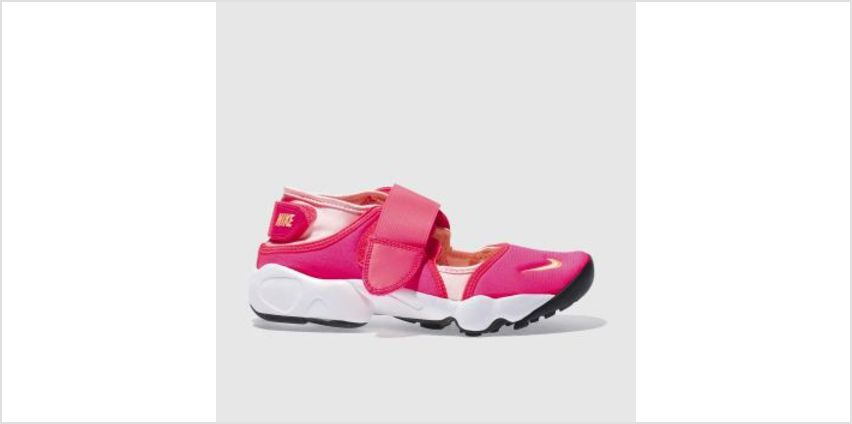 Nike Pink Rift Girls Youth from Schuh