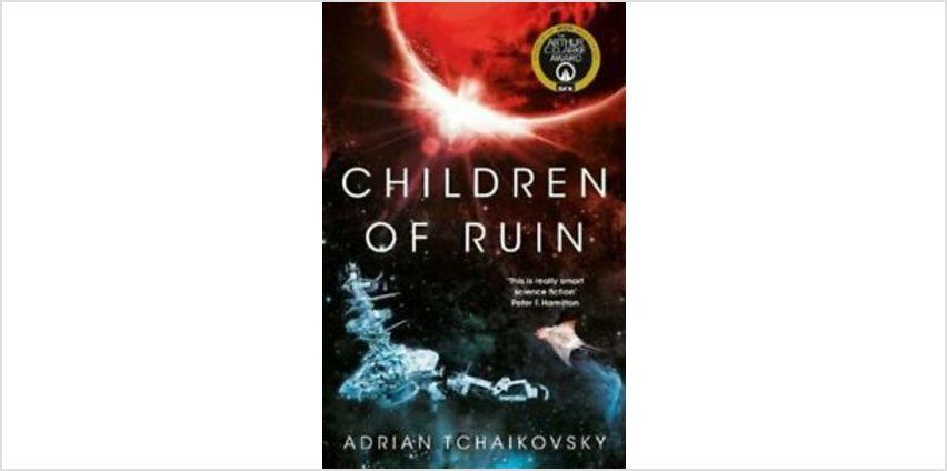 Children of Ruin by Adrian Tchaikovsky 9781509865857 | Brand New from ebay