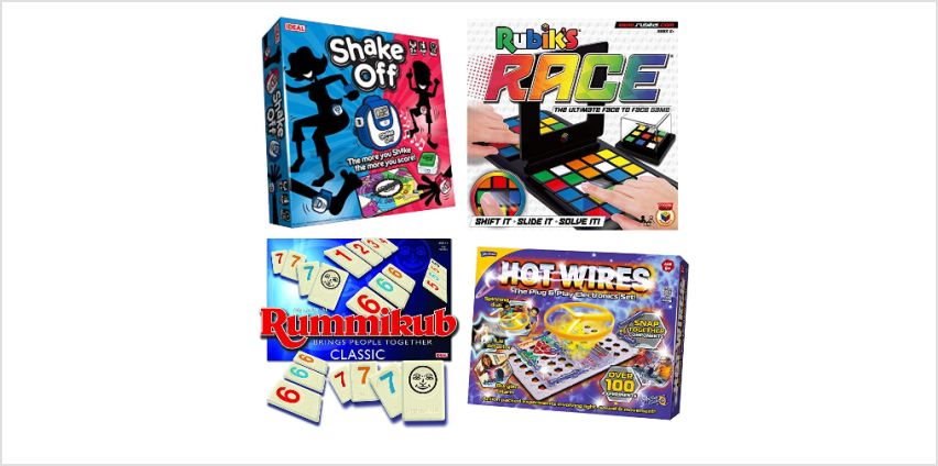 Up to 35% off Games from John Adams from Amazon