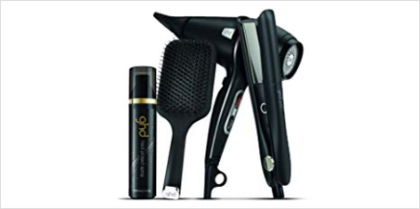 ghd Summer Sale - Up to 15% off on ghd Straighteners, Curlers & Dryers from Amazon