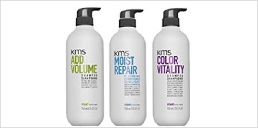 Up to 40% off KMS Professional Hair Care from Amazon