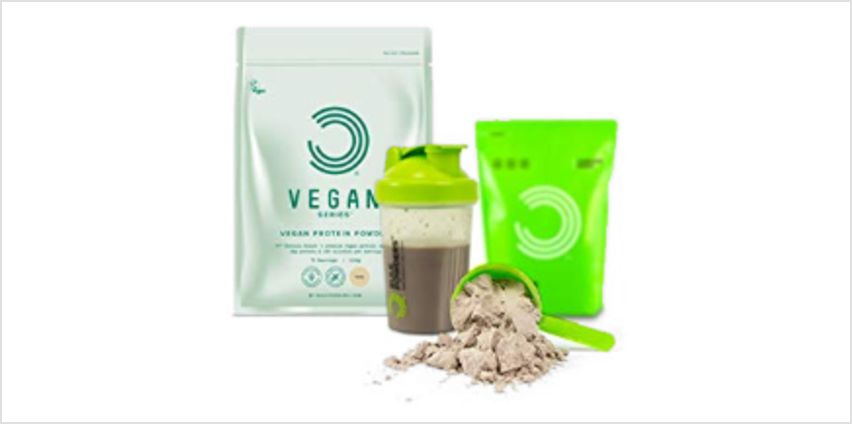 Up to 40% off Bulk Powders Vegan Protein from Amazon
