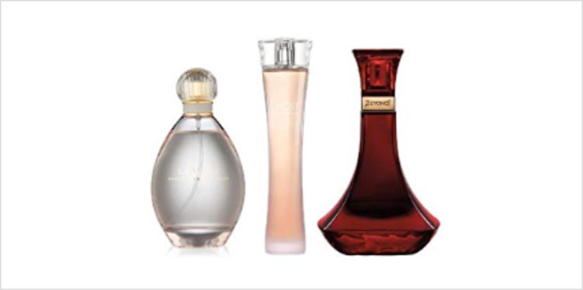 Up to 60% off Bestselling Fragrances for Women from Ghost, Sarah Jessica Parker, Beyonce and more from Amazon