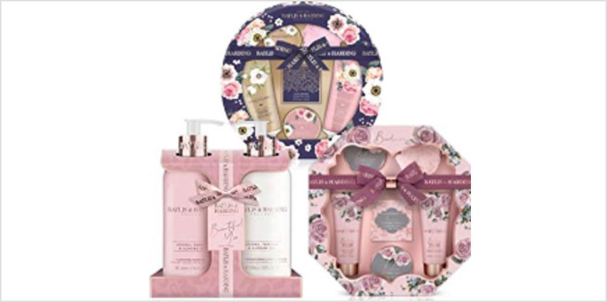 30% off Pampering Gifts by Baylis & Harding from Amazon