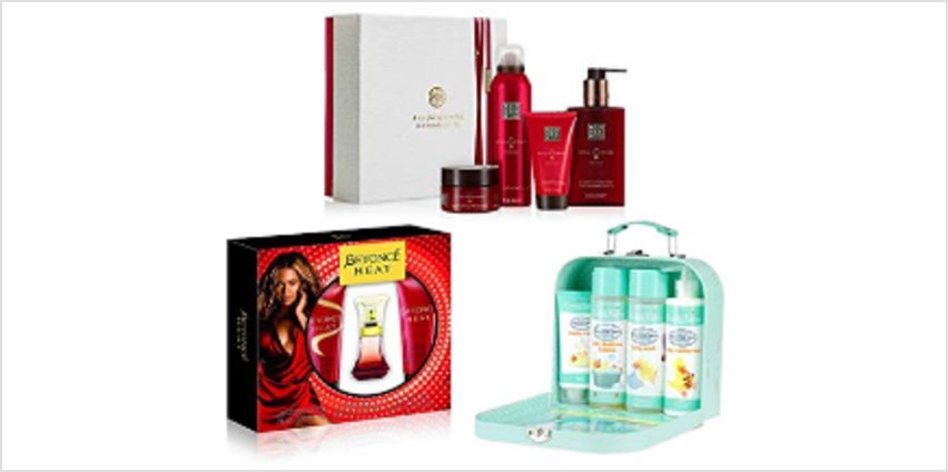 Up to 20% off Beauty Gifting by Rituals, Beyonce, Childs Farm and more from Amazon
