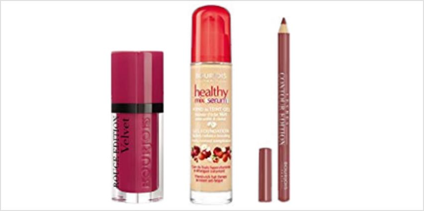 Up to 45% off Bourjois Best Sellers from Amazon