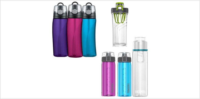 15% off Thermos Reusable Water bottles from Amazon