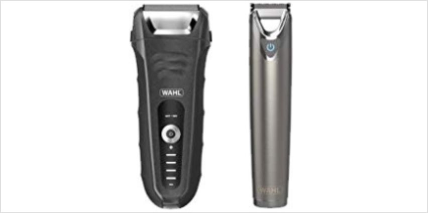 Up to 30% off Wahl Trimmers, Clippers and Beard Oils from Amazon