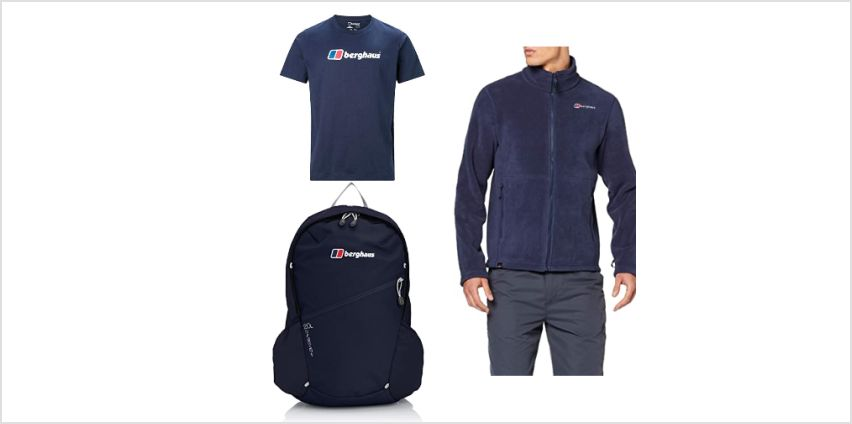 Up to 30% off Berghaus best sellers from Amazon