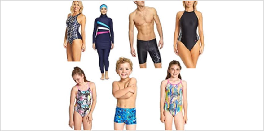 Up to 30% off Zoggs Swimwear from Amazon