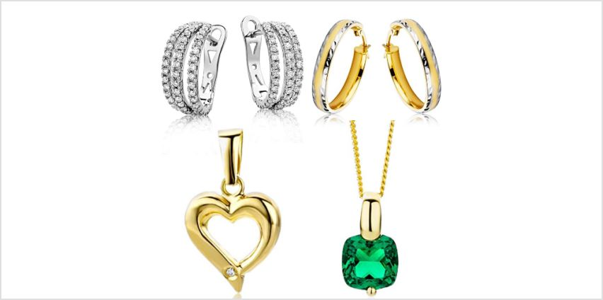 20% off Women's Fine Jewellery from Amazon