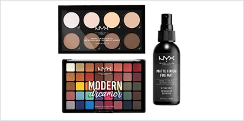 25% off NYX Make Up from Amazon