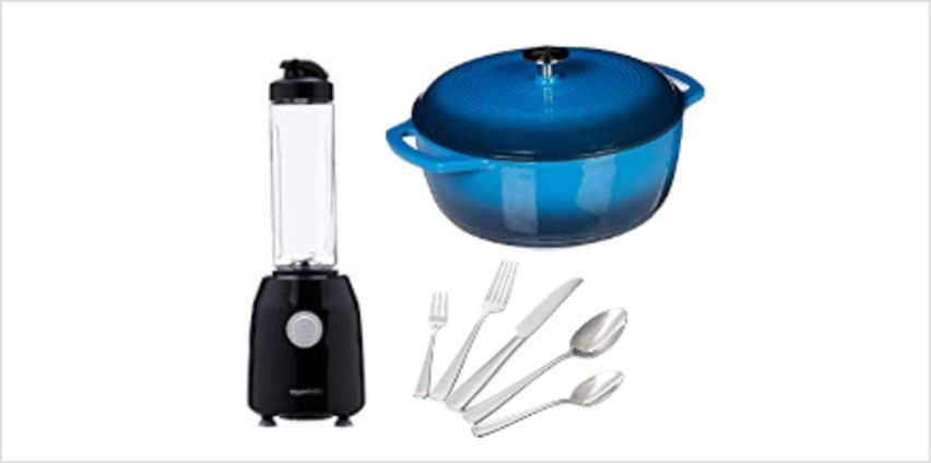 Up to 20% on Kitchen accessories from AmazonBasics from Amazon