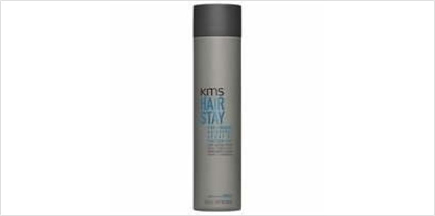 KMS Hair Stay Firm Finishing Hairspray, 300 ml from Amazon