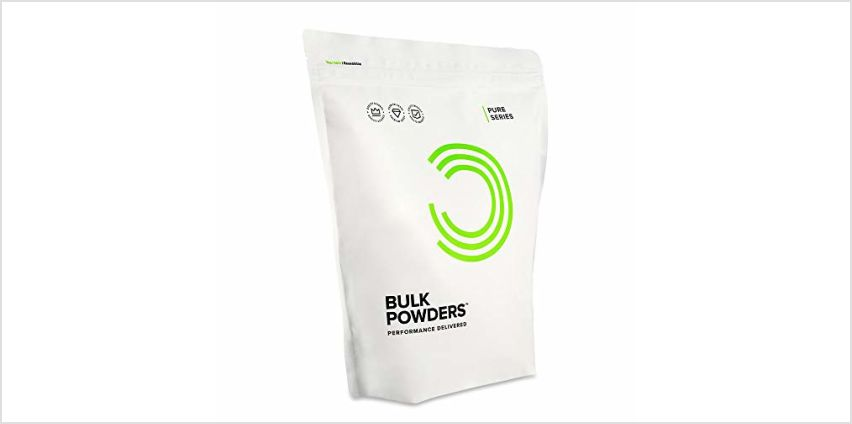 Up to 40% off Bulk Powders Pure Whey Protein from Amazon