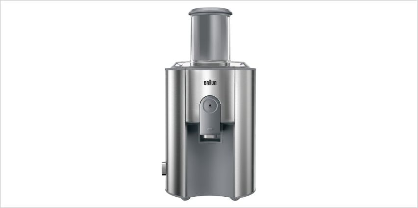 Up to 25% off Braun Juicers from Amazon