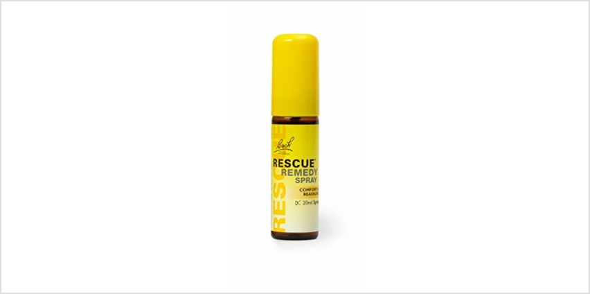 RESCUE Remedy Spray, 20 ml and more from Amazon