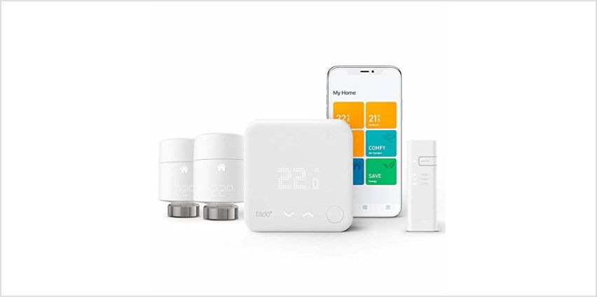 Tado: up to 30% off Smart Home from Amazon