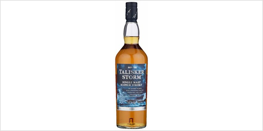 Up to 30% Off Whisky including Talisker and Lagavulin from Amazon