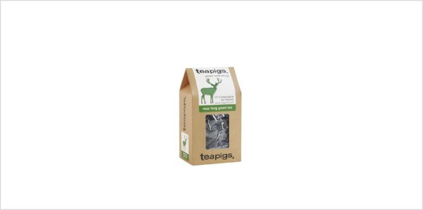 15% off Teapigs from Amazon