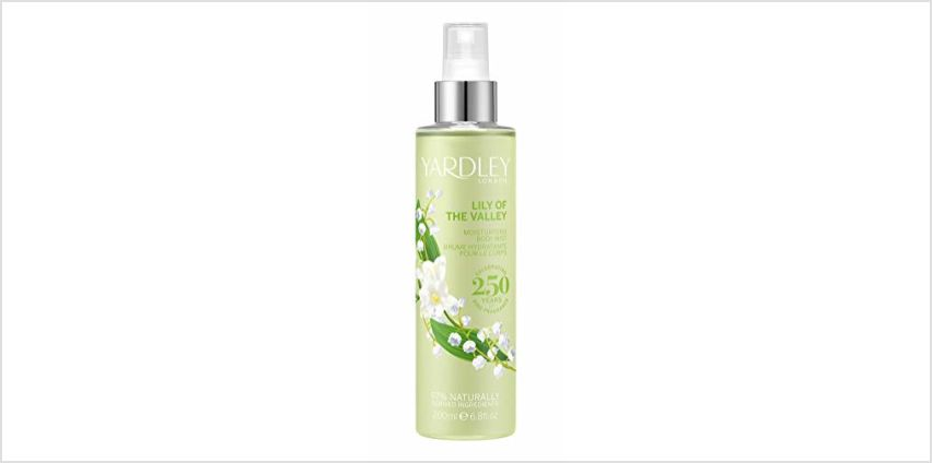 Lily of the Valley Fragrance Mist 200ml from Amazon