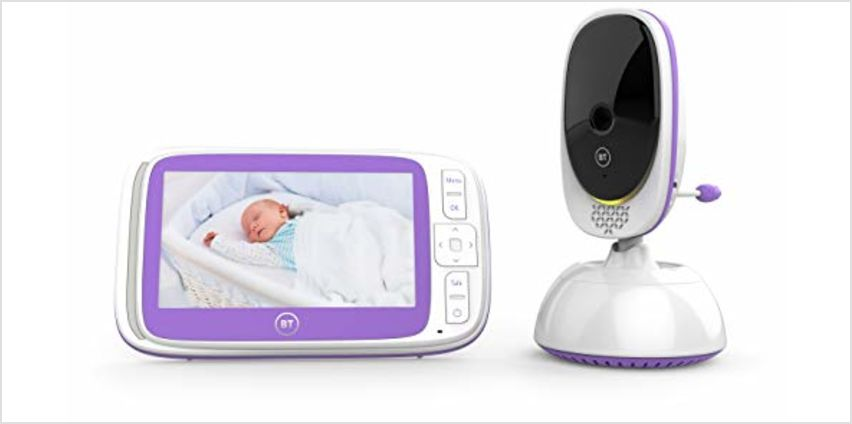 BT Video Baby Monitor 6000 from Amazon