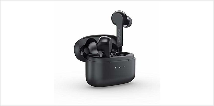 25% off Soundcore Wireless Headphones from Amazon