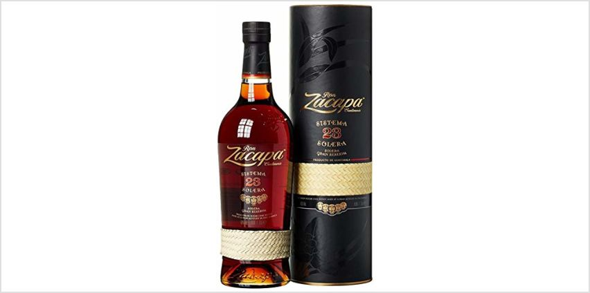 Over 15% Off Tequila and Rum including Don Julio and Ron Zacapa from Amazon