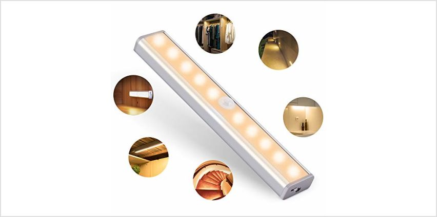 OUSFOT Cupboard Light Motion Sensor from Amazon