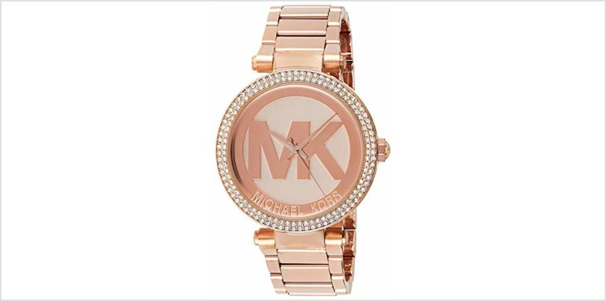 Save on Michael Kors Women's Watch MK5865 and more from Amazon