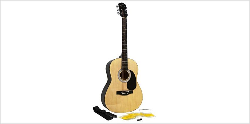 Up to 25% off RockJam Guitars & Accessories from Amazon