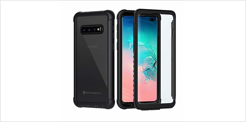 Seacosmo Case for Samsung Galaxy S8/S9/S10 Plus/S8 Plus/Note 10/Note 10 Pro from Amazon