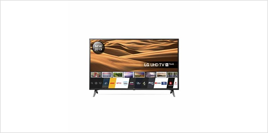 25% off LG 2019 TVs from Amazon