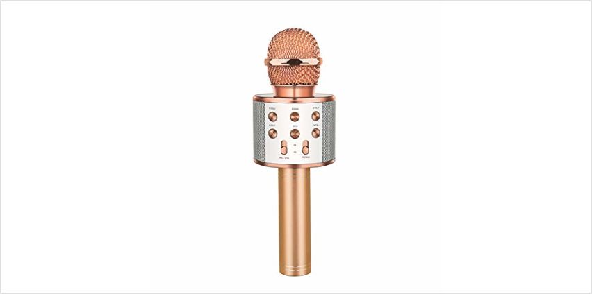 Dreamingbox Microphone for Kids,Suitable for Indoor&Outdoor Use - Best Gifts from Amazon