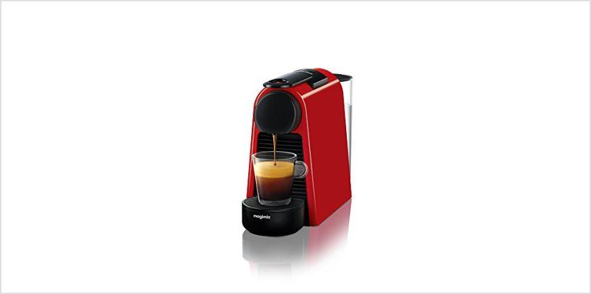20% Off Nespresso Essenza Machine from Amazon